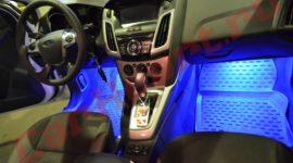 форд фокус 3 подсветка салона