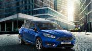 ford focus новый кузов