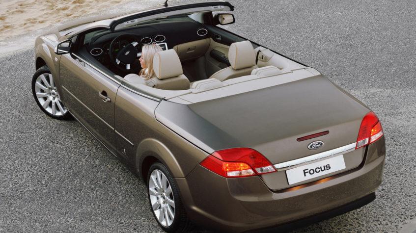 ford focus cabriolet