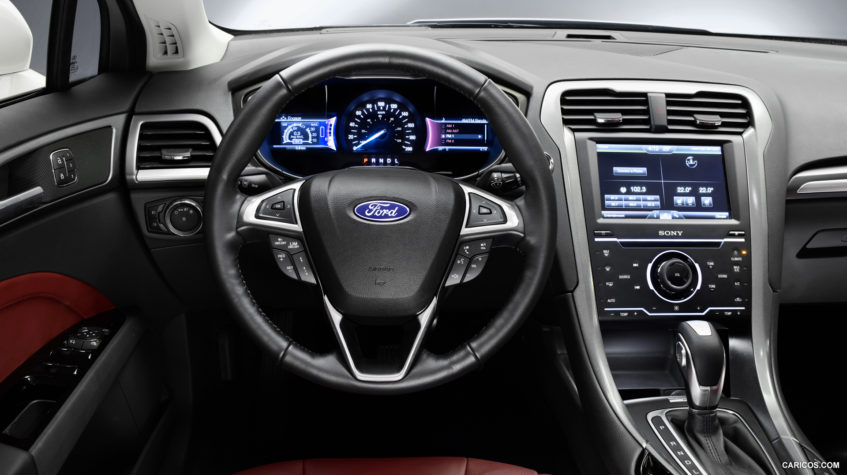 форд мондео 2012 фото салона