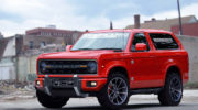 внедорожники форд 2017 года