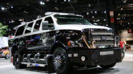 американские внедорожники форд