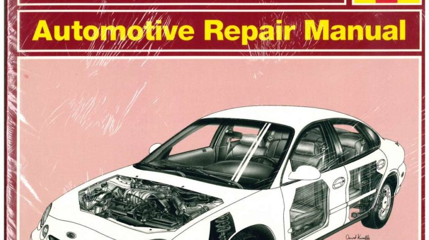 ремонт форд таурус