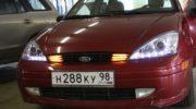 тюнинг форд фокус 1 седан американец