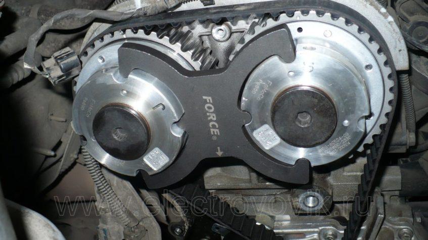 ремень грм ford focus 2 1 6