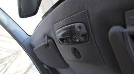 форд фокус 2 снять плафон освещения салона