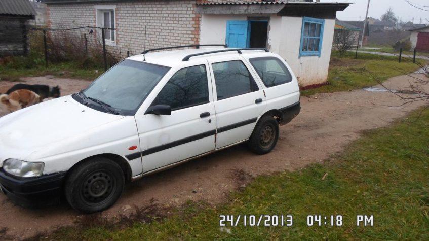 форд эскорт купить бу в украине