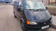 форд транзит 1999г тюнинг авто