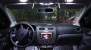 форд фокус 2 салон