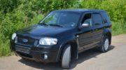 тюнинг форд маверик 2006г