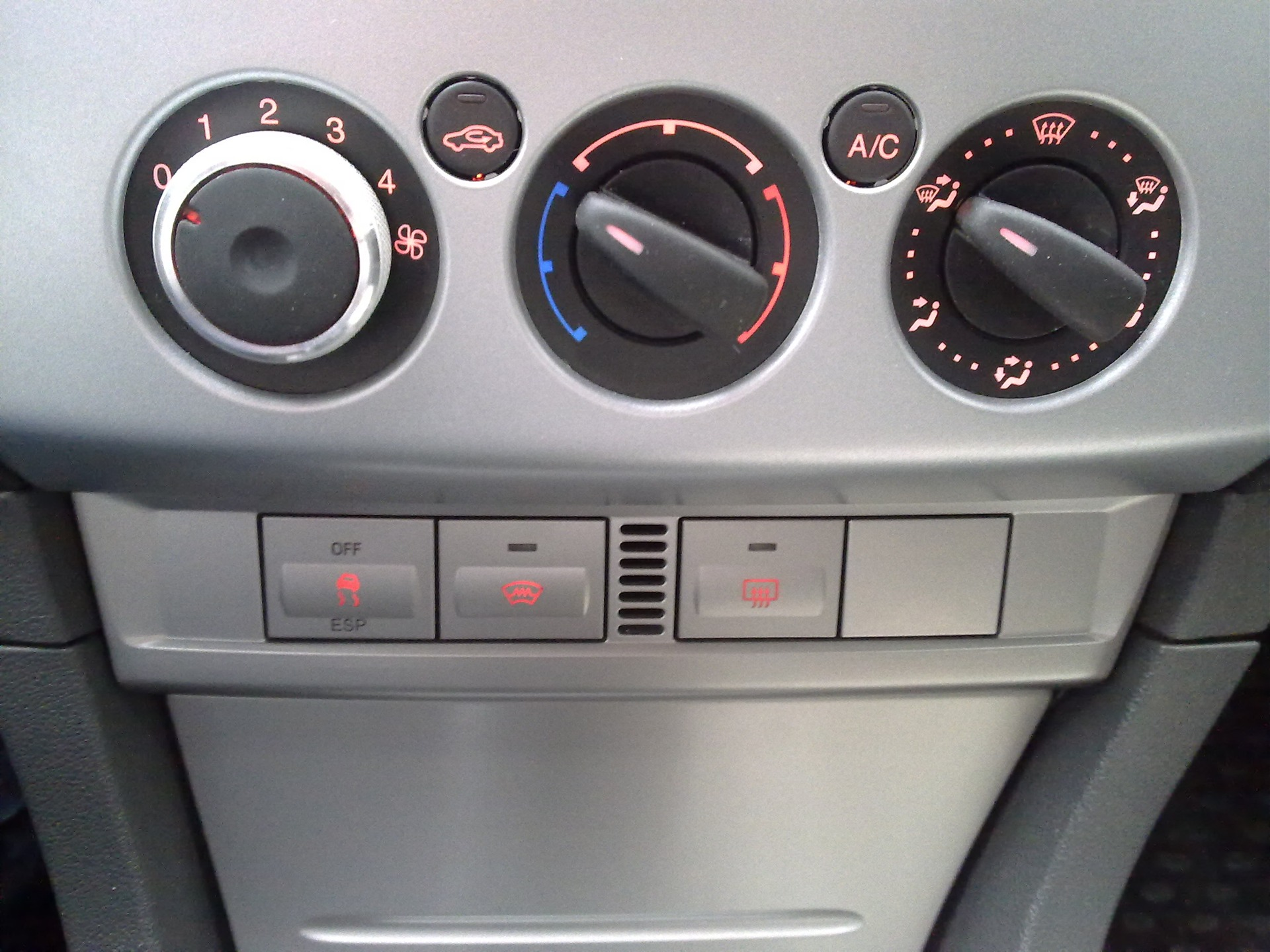 форд фокус кондиционер