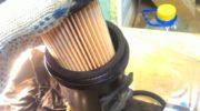 ford focus 3 топливный фильтр