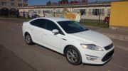 ford mondeo 20 anniversary