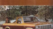 форд пикап 1980 годов