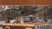 пикап форд 1980