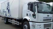 форд грузовой фургон фото