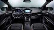 новый форд куга 2017 салон