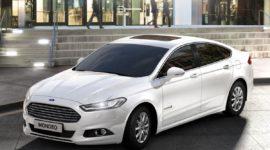 ford mondeo hybrid обзор