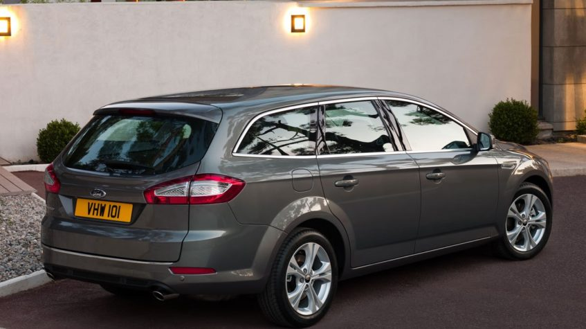 ford mondeo 2011 1 6