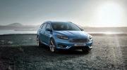 ford focus 3 рестайлинг универсал