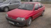 форд эскорт 1991 г