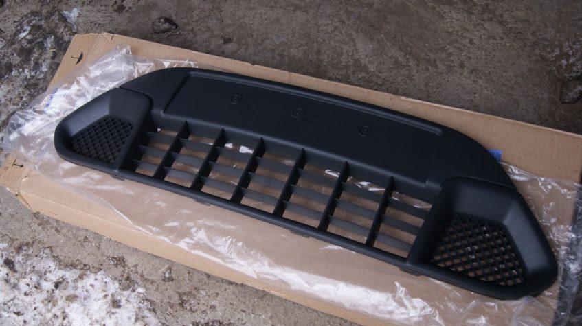 форд фокус 2 решетка бампера тюнинг