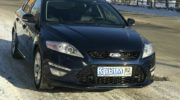 ford mondeo 240 л с
