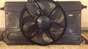 вентилятор ford focus 2