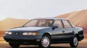 форд таурус 1992 года