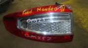 ford mondeo 4 задний фонарь