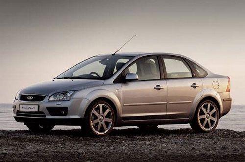 ford focus 2 автомобиль