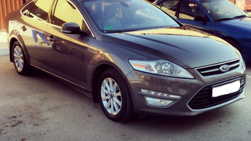 ford mondeo 4 ecoboost