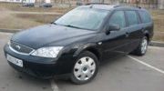 ford mondeo 2006 характеристики