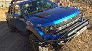 продажа форд раптор в россии с пробегом