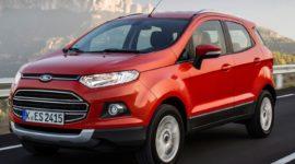 форд экоспорт 2016 в новом кузове фото