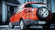 технические характеристики автомобилей форд экоспорт