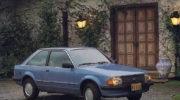 форд эскорт купе