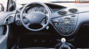 форд фокус 1 салон автомобиля