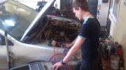 заправка кондиционеров автомобиля форд фокус 3