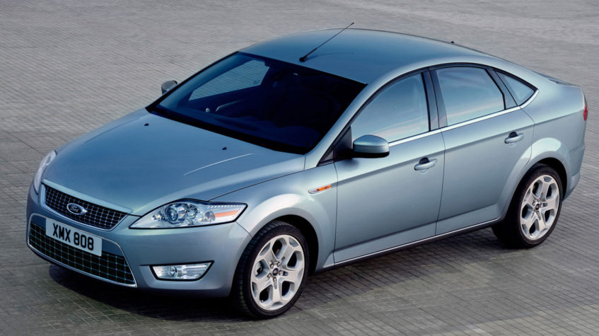 ford mondeo картинки
