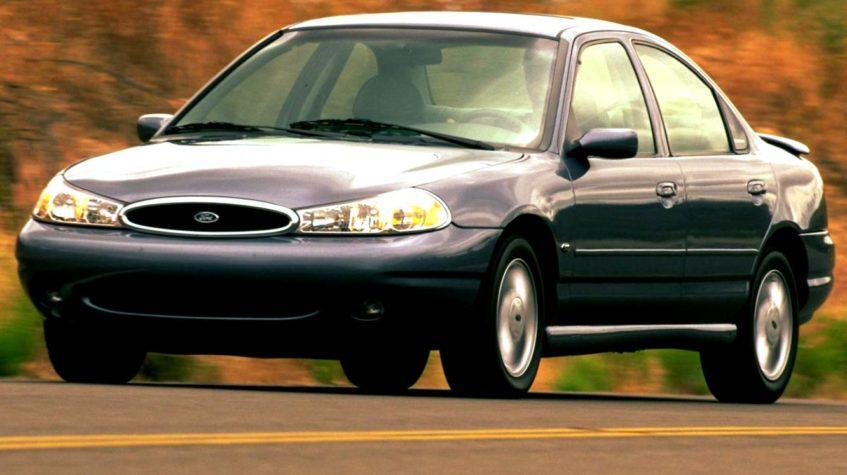 ford mondeo 1998 технические характеристики