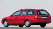 ford mondeo 1993 технические характеристики
