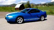 форд мустанг 1998