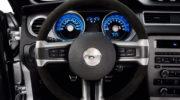 форд мустанг руль