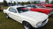 форд мустанг 1968 года