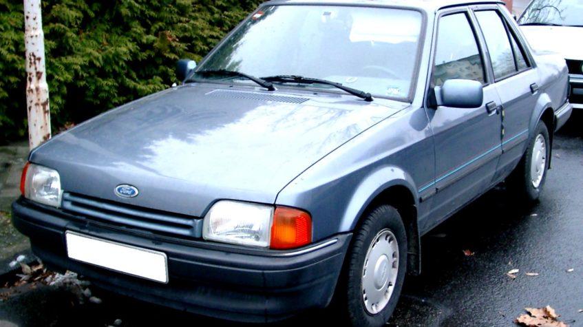 форд орион фото