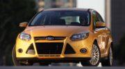форд фокус 3 класс автомобиля