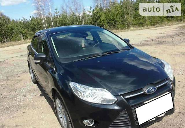 ford focus минск