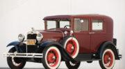 форд ретро модели