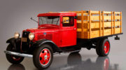 модель грузовика форд